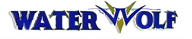 St. Lawrence River Muskie Fishing - Water Wolf Charters